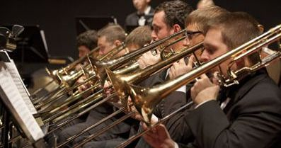 Wind Orchestra Trombone Section