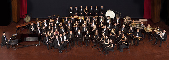 Cal Poly Wind Ensemble