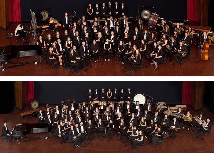 Cal Poly Wind Orchestra and Wind Ensemble